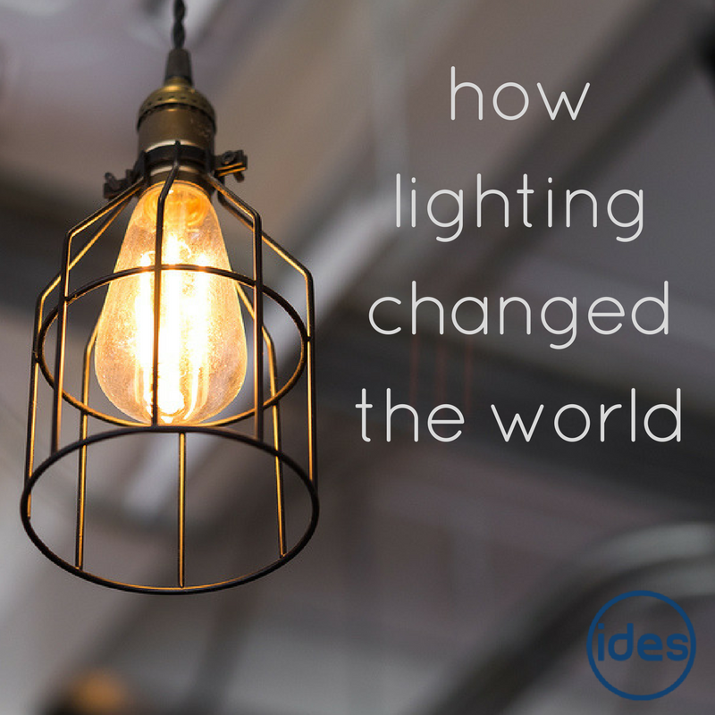 How Has Lighting Changed The World, Electric Lighting, Electric Lightbulb, Invention Of The Lightbulb, Light Bulb, Lighting, LED Lighting