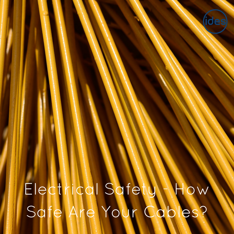 Images illustrating a blog about electrical safety
