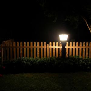 external lighting for gardens