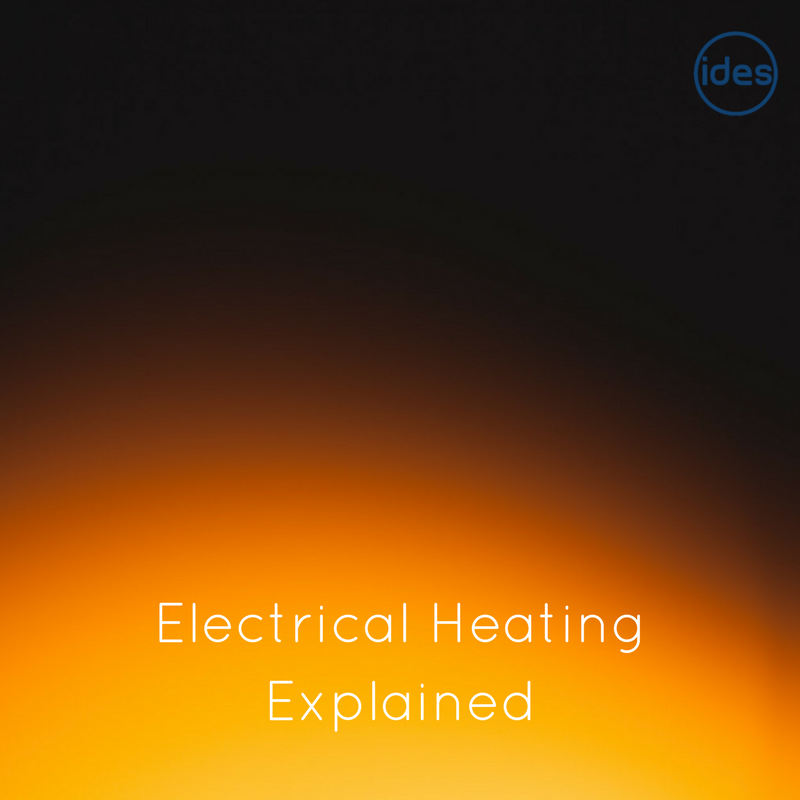 Images illustrating a blog about commercial electrical heating