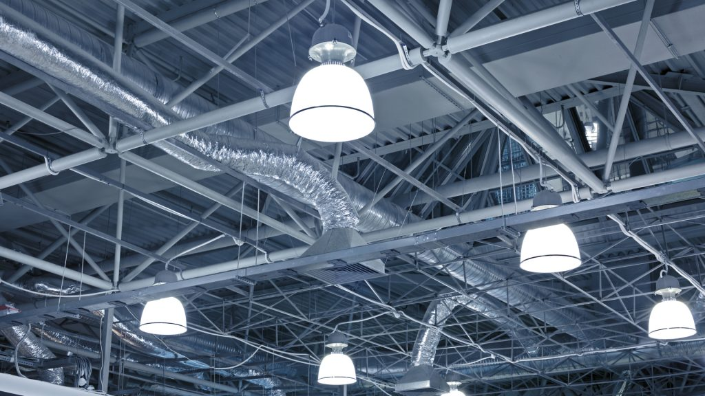 what is industrial lighting
