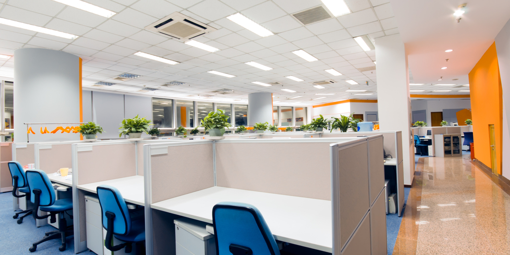 what is industrial lighting office lighting