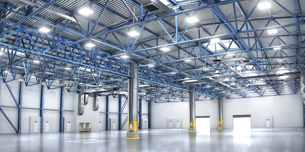 what is industrial lighting warehouse lighting