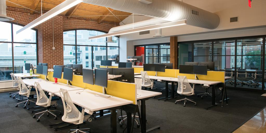 led office lighting modern office