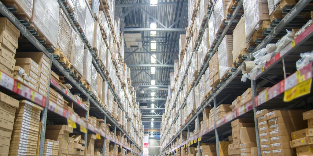 LED warehouse lighting upholding high standards