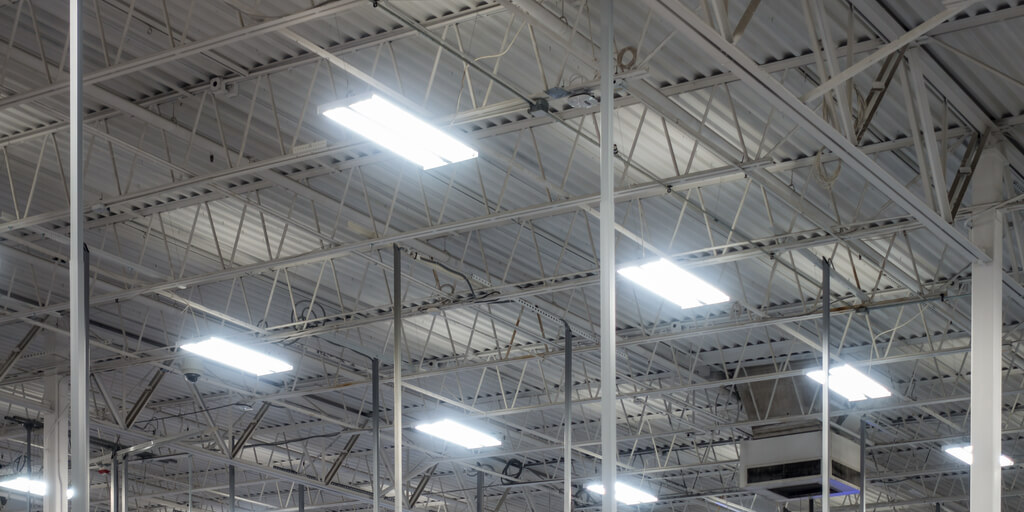 warehouse lighting IDES