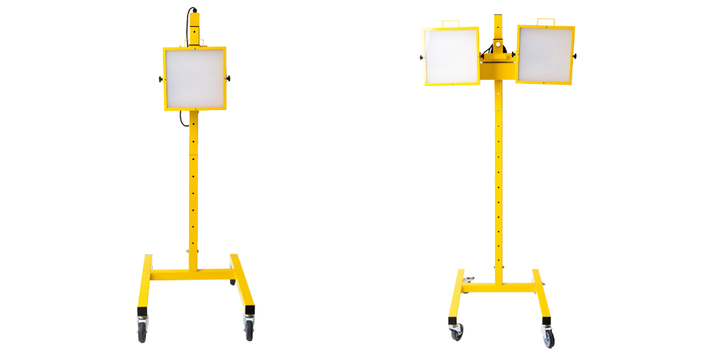 Mobilux Lighting Solution Bodyshop lighting
